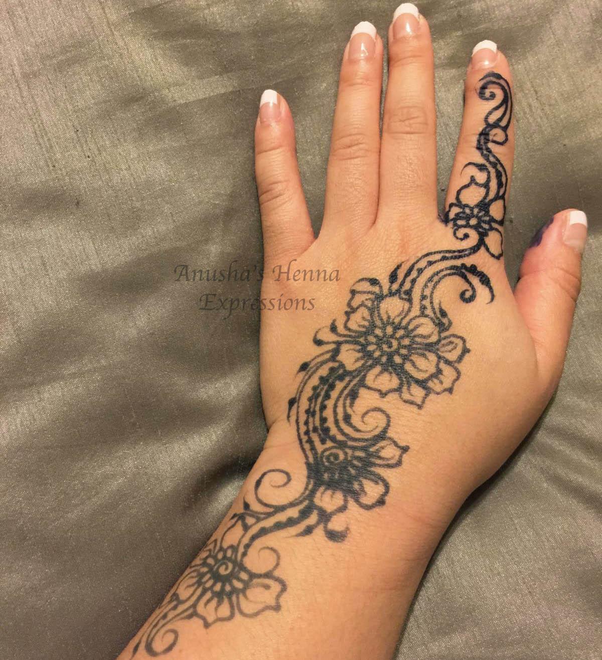 Jagua in houston safe alternative to black henna for Black temporary tattoo